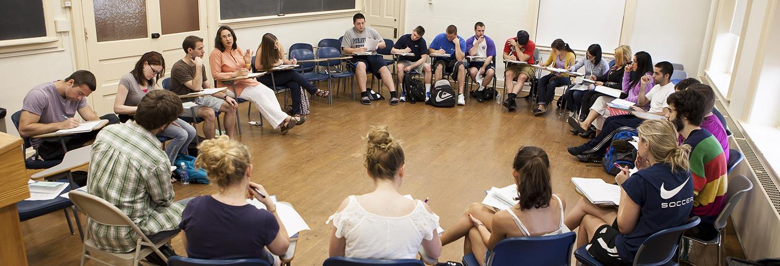 Haddad Classroom
