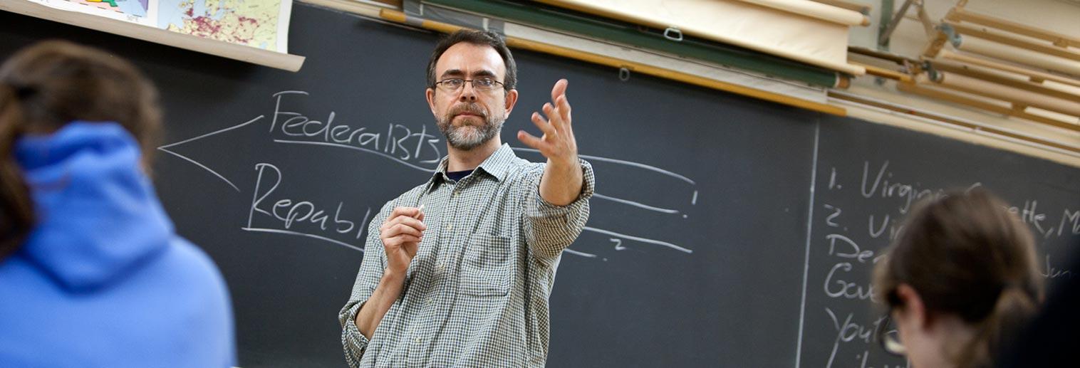 Paxton teaching
