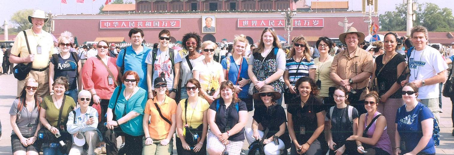Study Abroad, China trip
