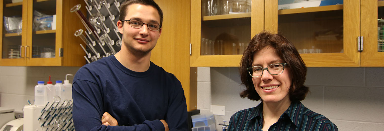 Holliday's Research Published in Analytical Chemistry