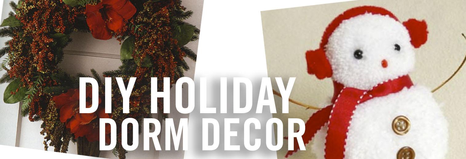DIY Dorm Decorations