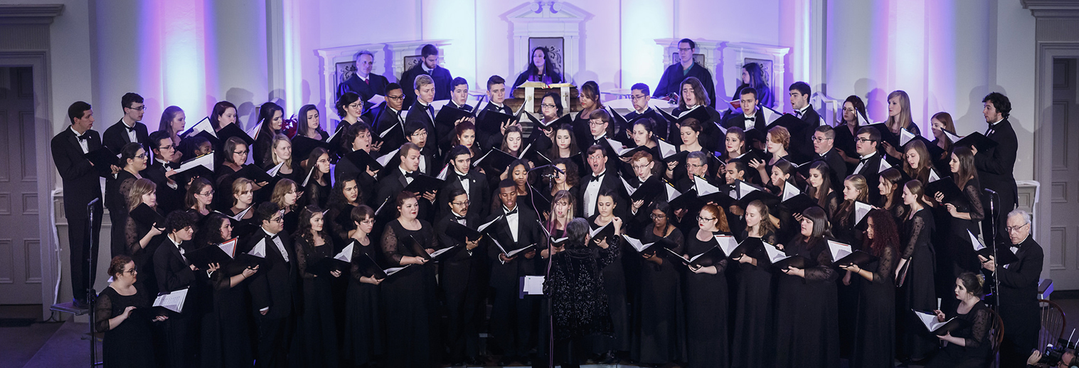 Enjoy 2016 Moravian College Christmas Vespers on TV