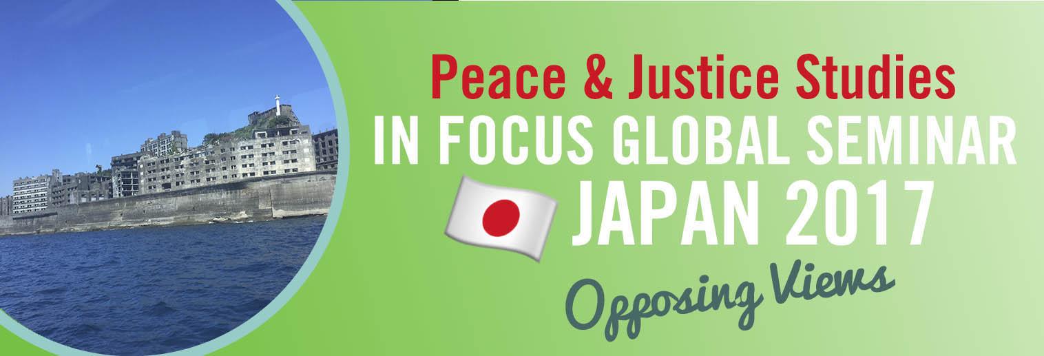 Japan Trip: Opposing Views
