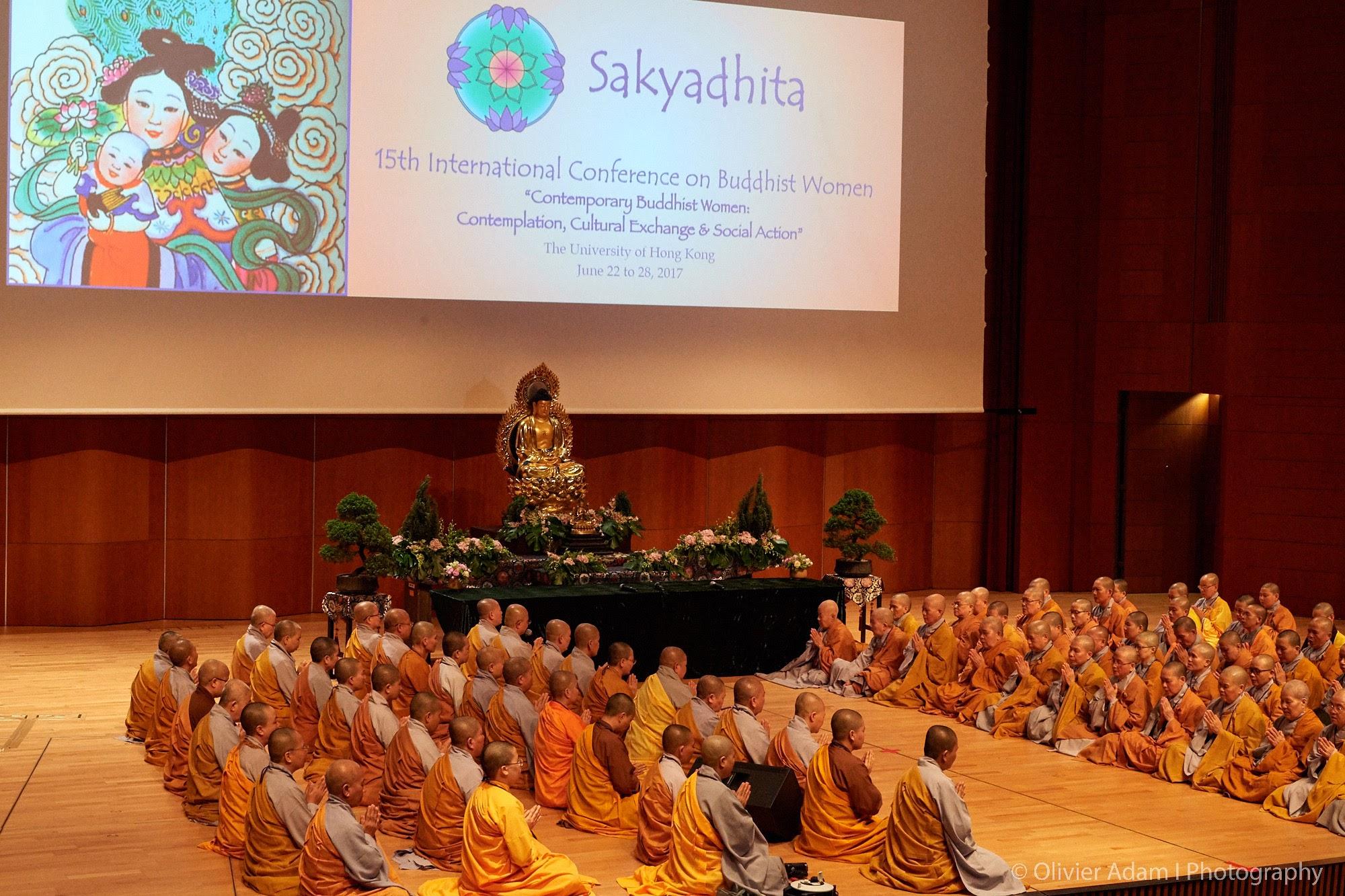 Buddhist women