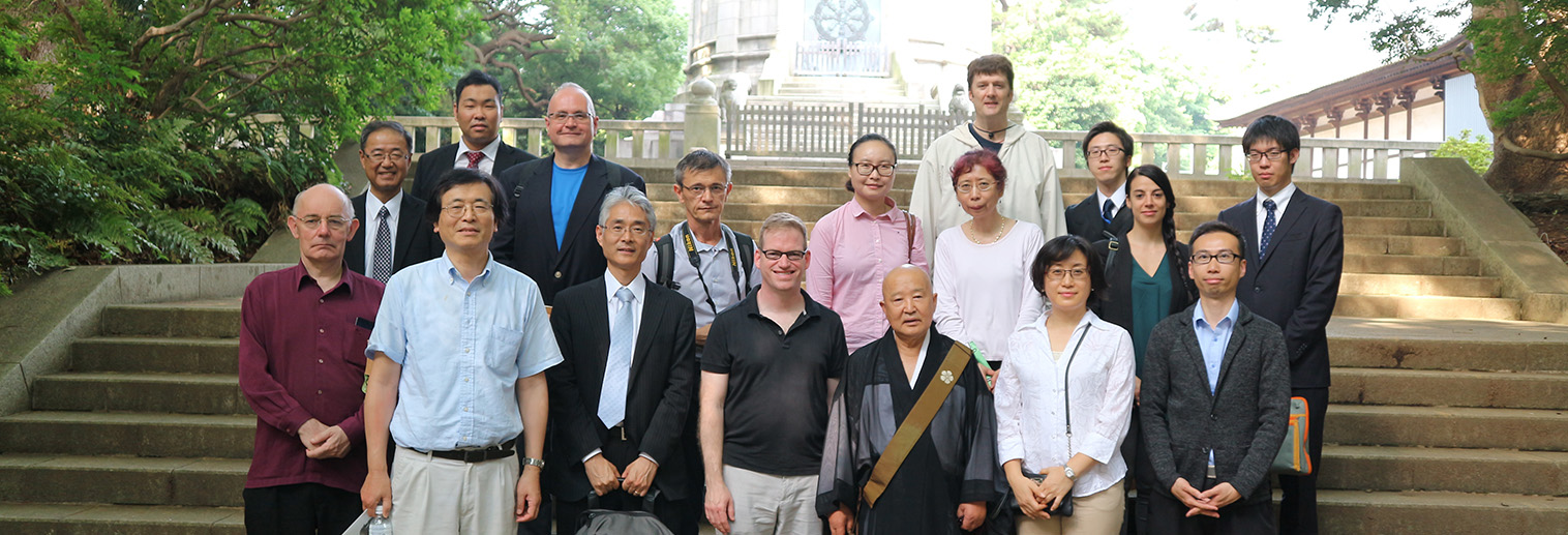 Kin Cheung, assistant professor of asian religions at Moravian College