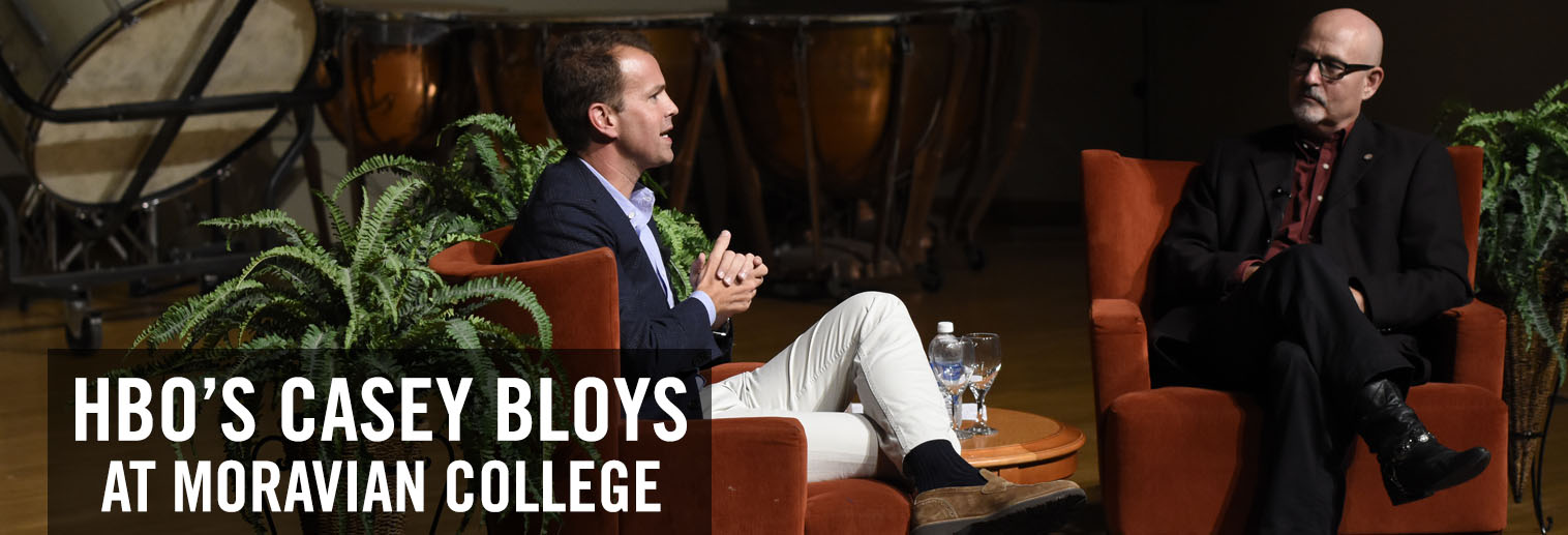 HBO Casey Bloys at Moravian College: Recap
