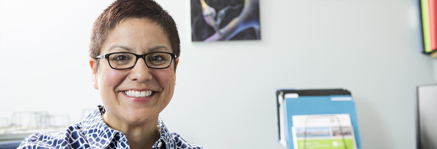 Cecilia M. Fox, Director of Neuroscience Program at Moravian College