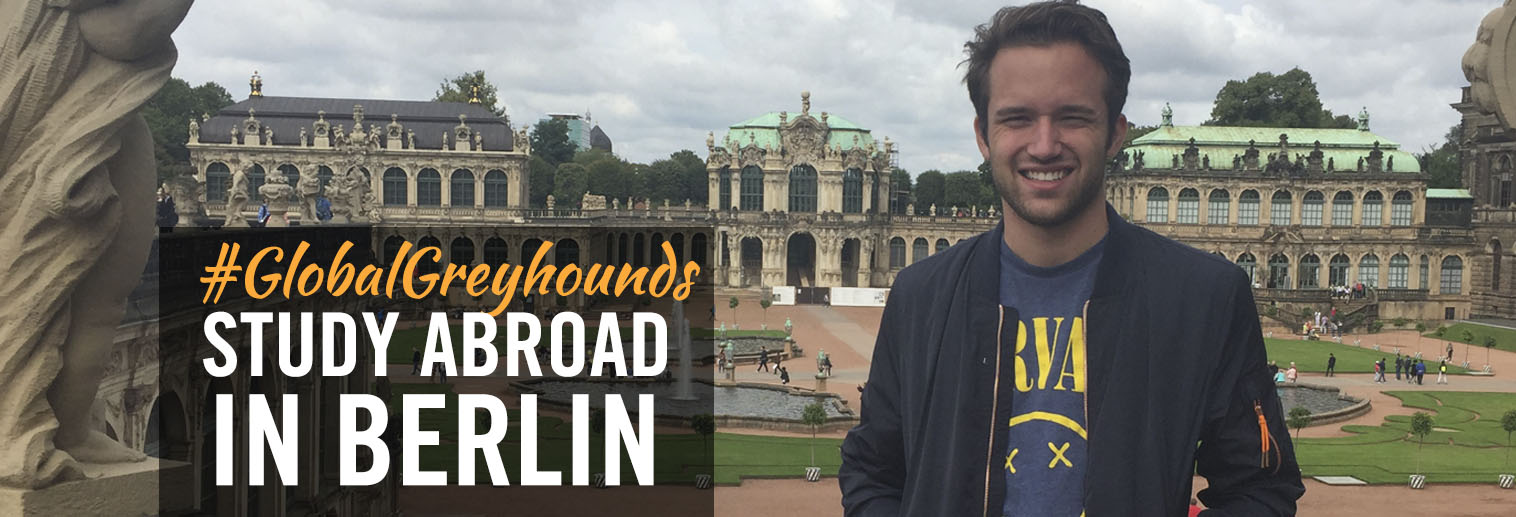 Study Abroad In Berlin: Michael Kopach