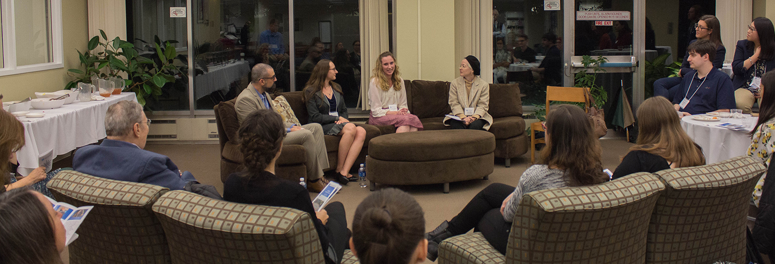 A Night of Connections With English Alumni
