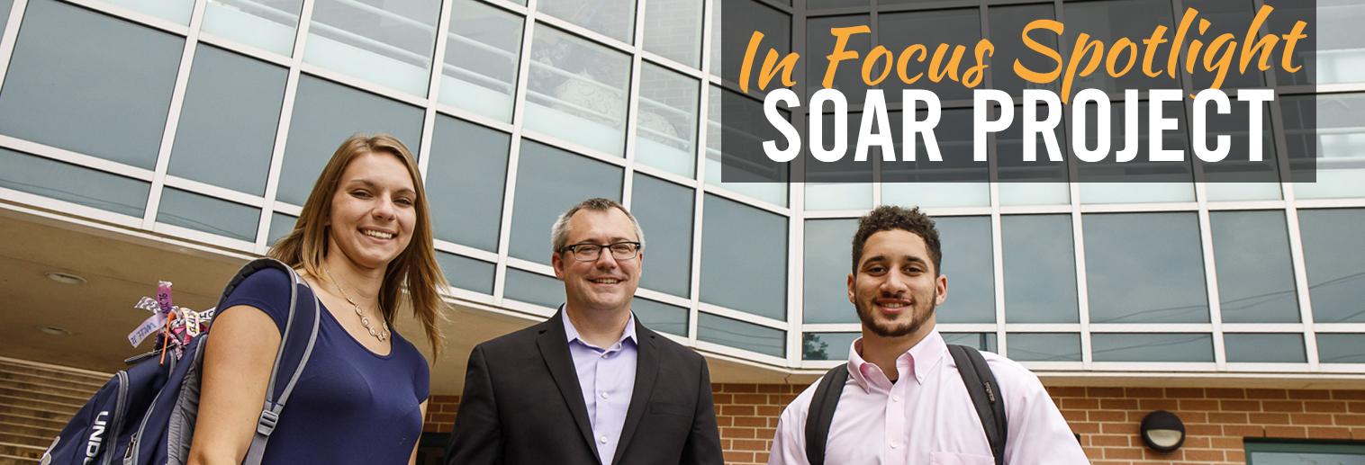 IN FOCUS Healthcare Spotlight: SOAR Project