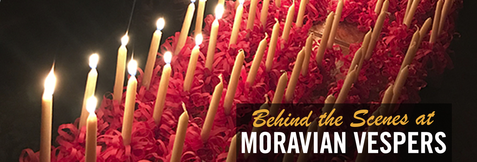 Things You Didn't Know about Moravian Vespers