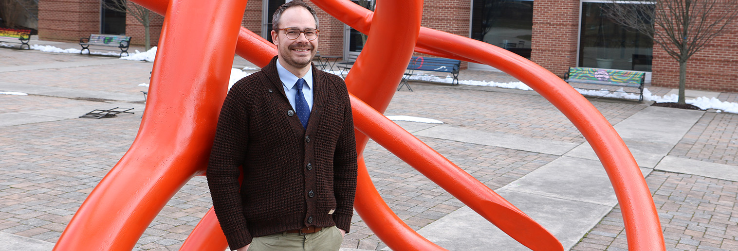 Faculty in Focus: Tristan Gleason