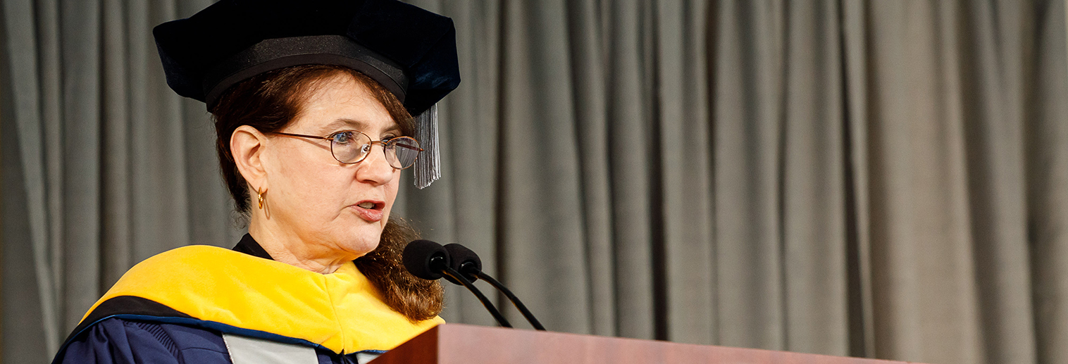 2018 Commencement Address