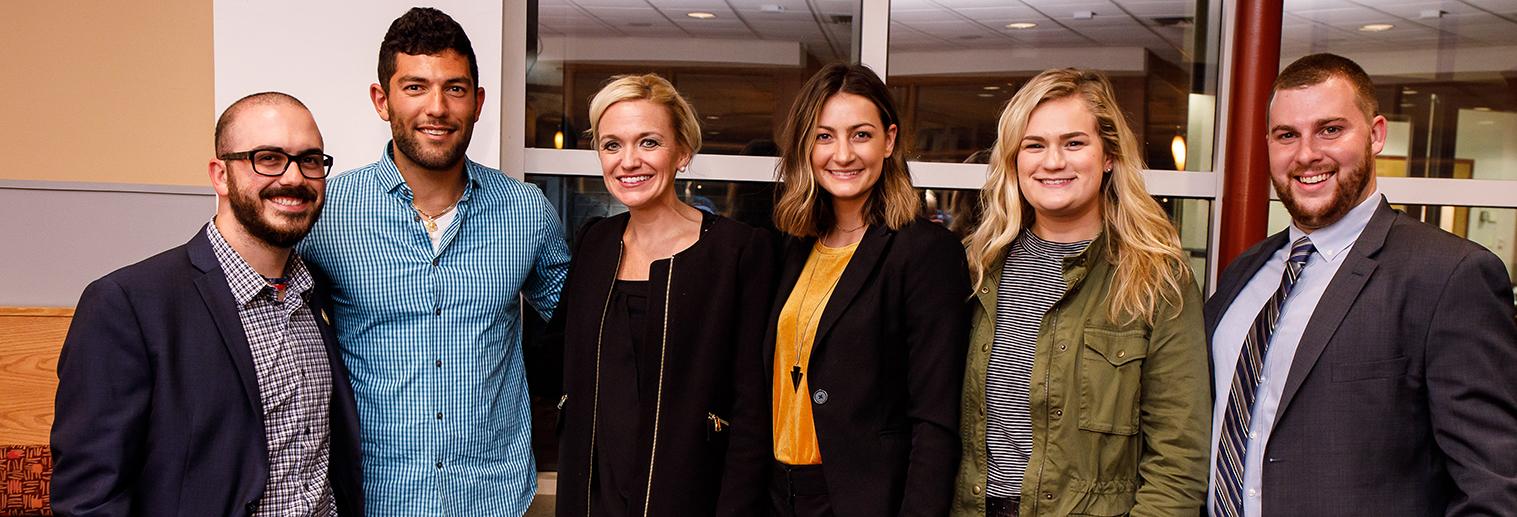 Alumni News, November 2018