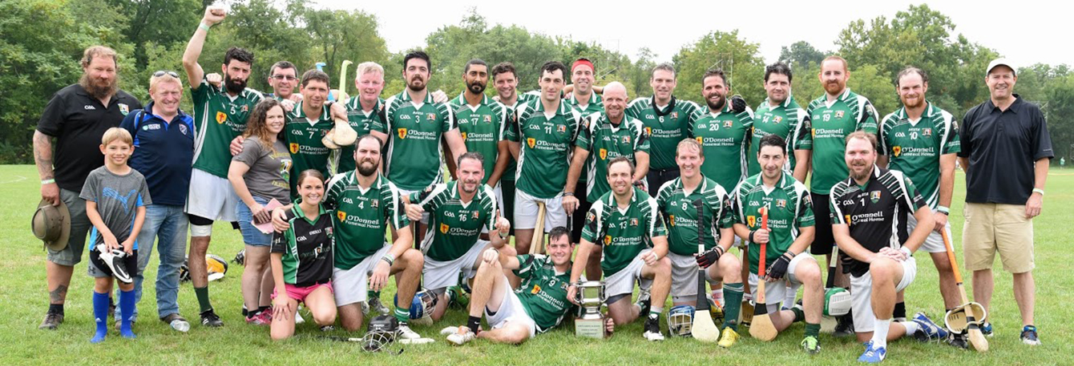 Hibernians Win National Hurling Championship