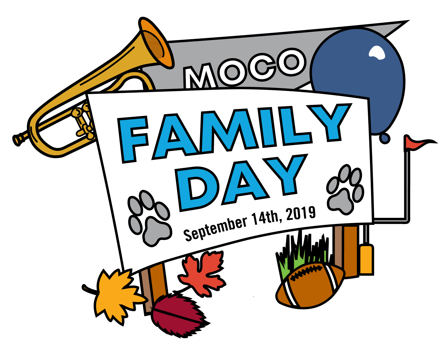 2019 Family Day Logo