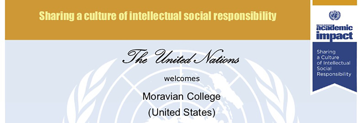 Moravian College Accepted to UNAI