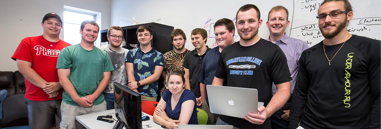 Merck research students