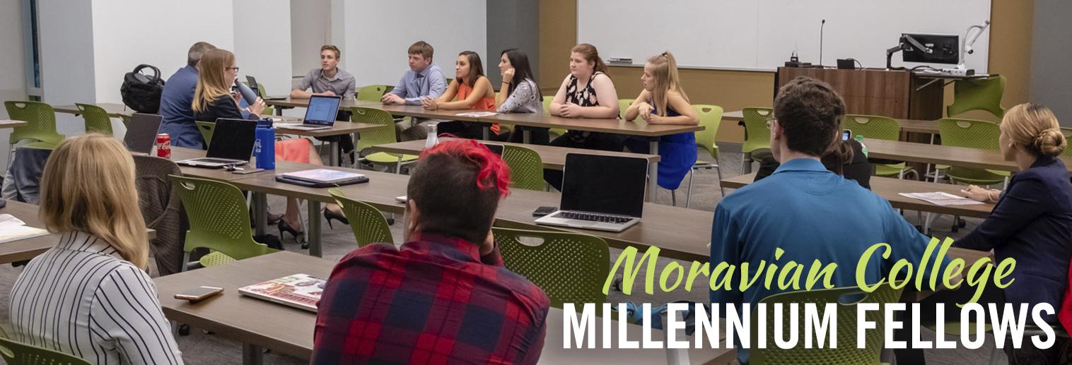 Millennium Fellows at Moravian College