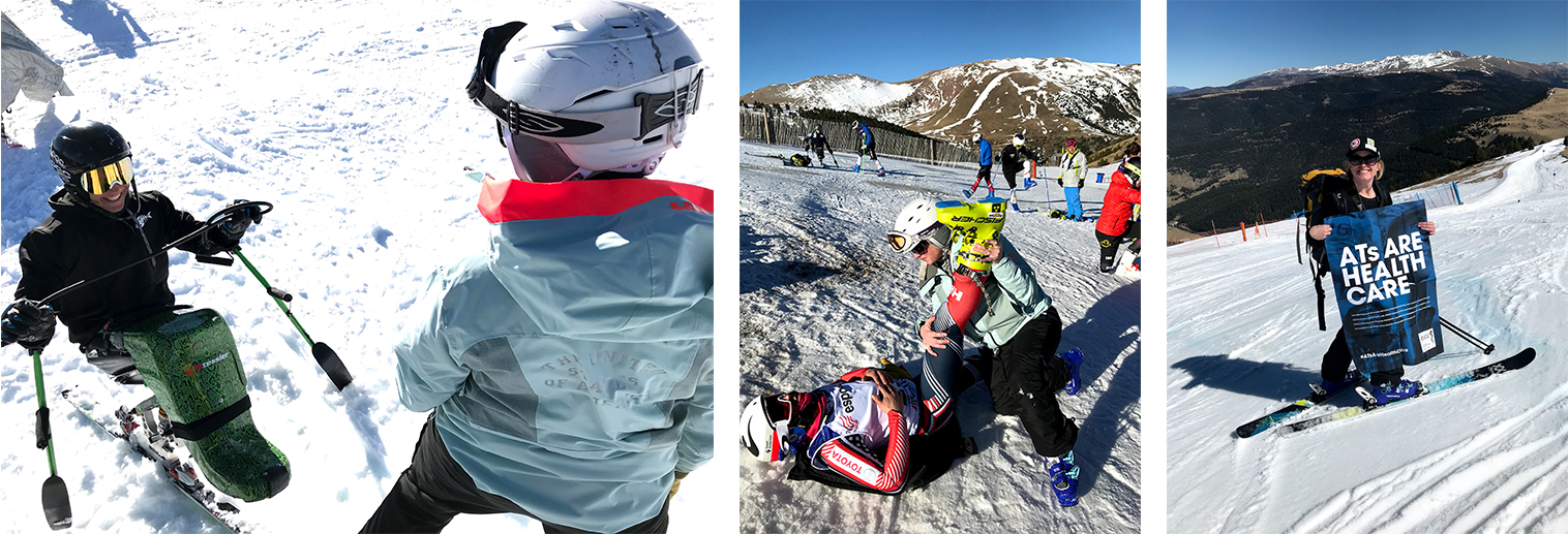 Athletic Trainer to US Paralympic Ski Team