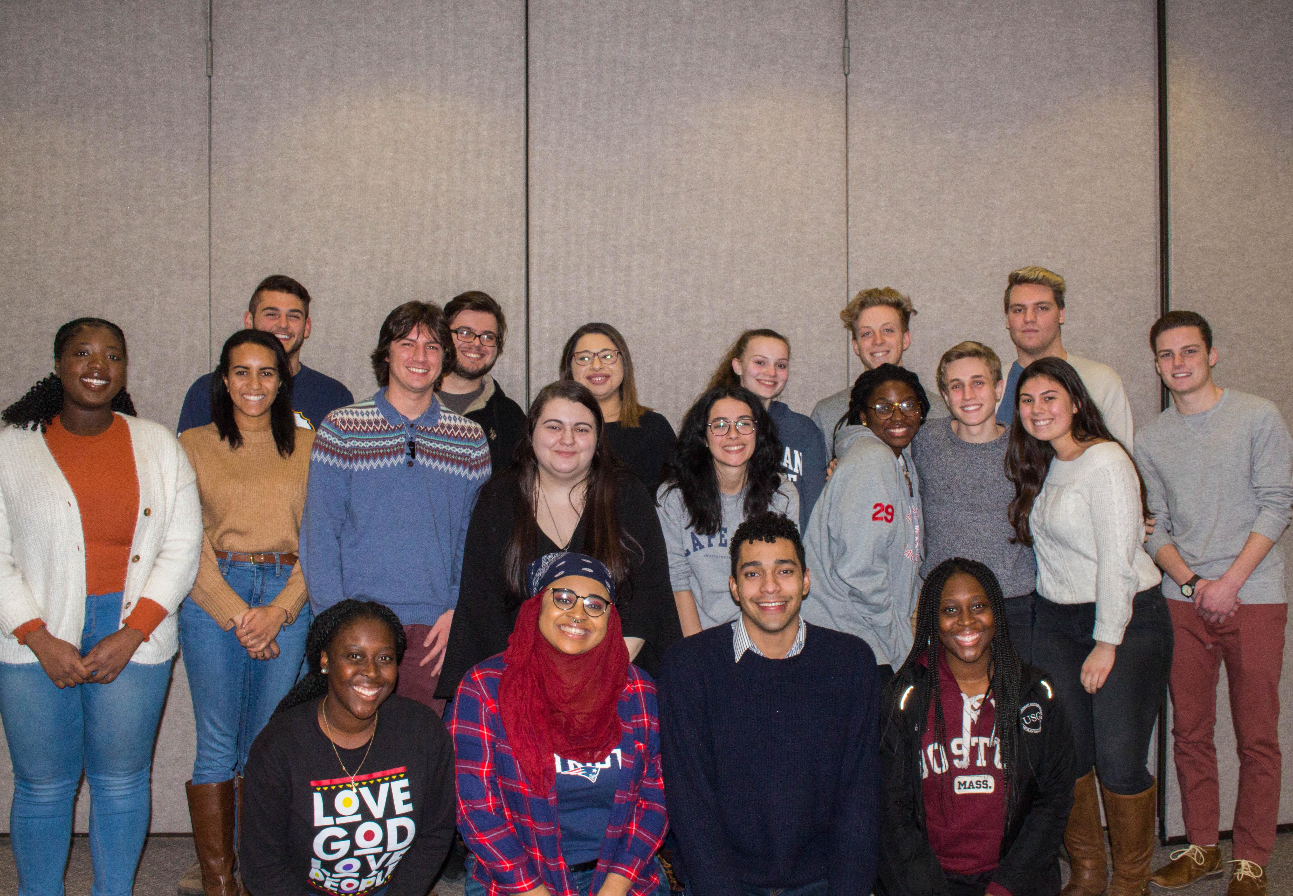 United Student Government 2019-2020 Board