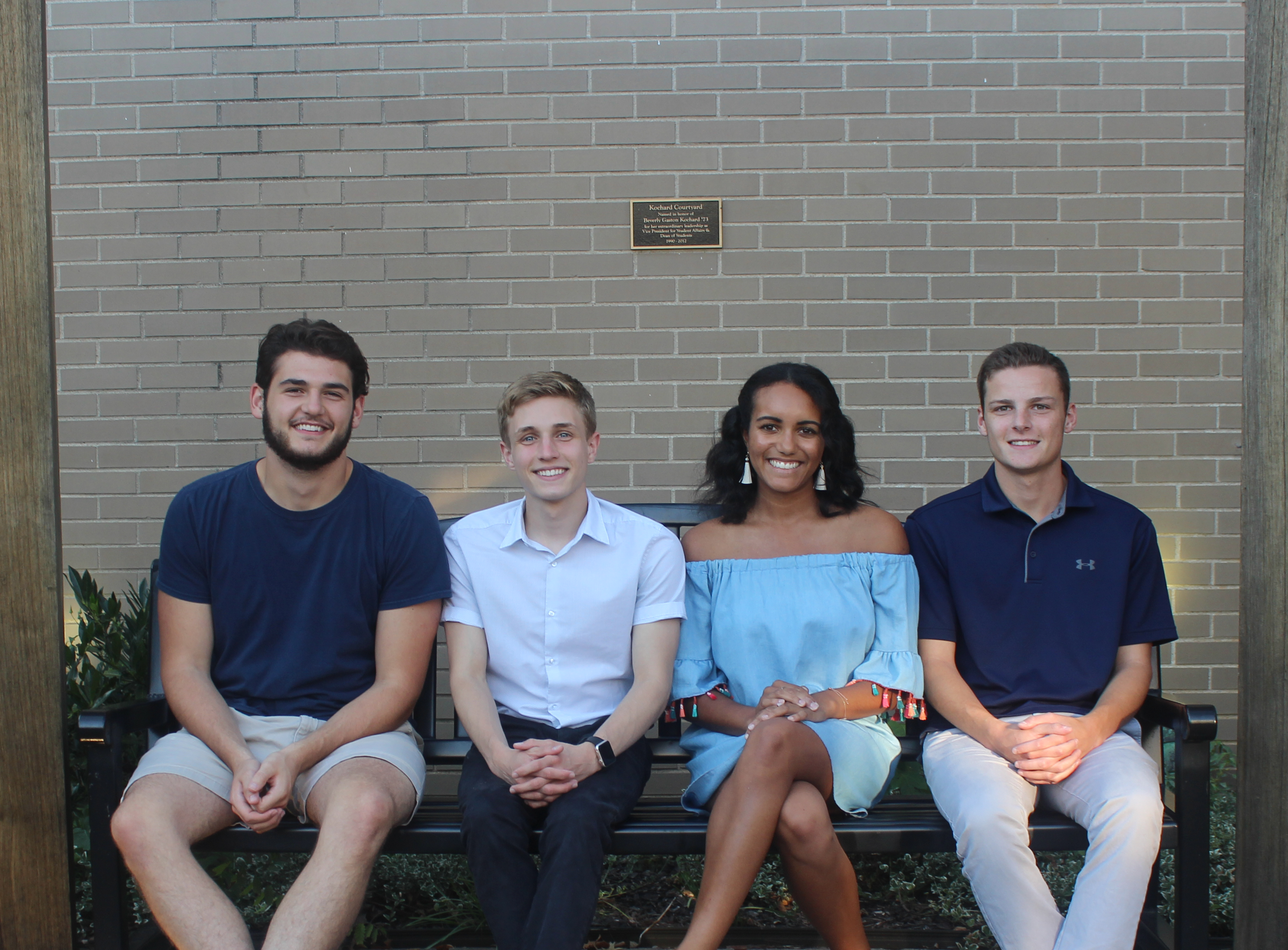 United Student Government Executive Officers 2019