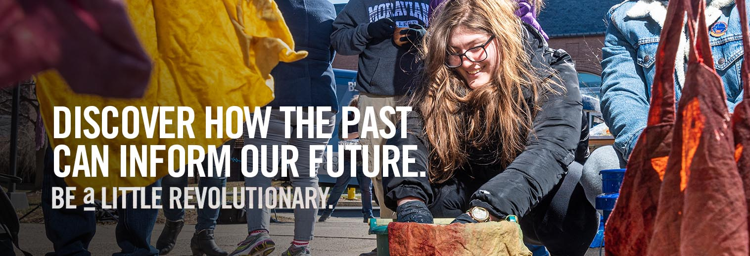 Discover how the past can inform our future.