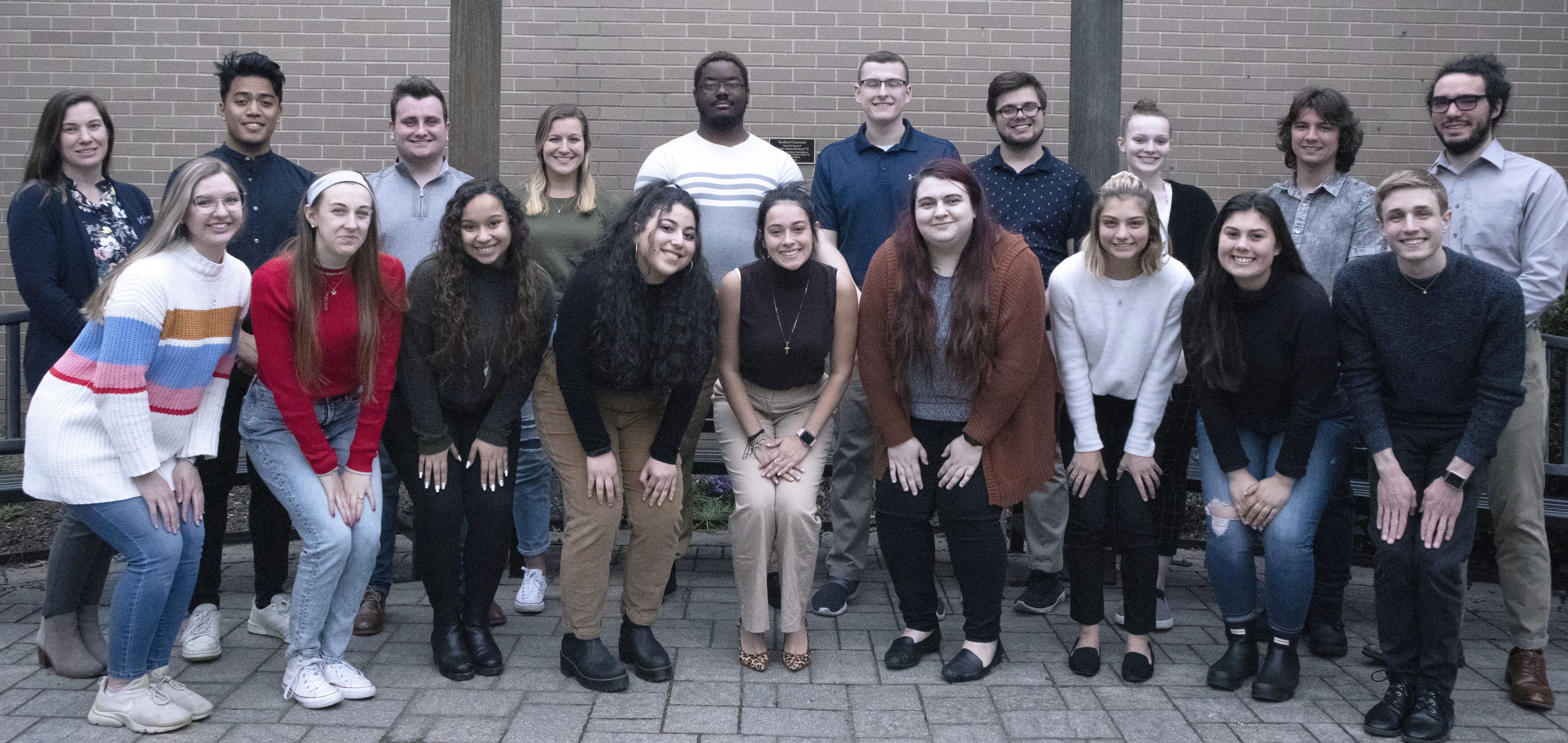 USG Group Photo Spring 2020