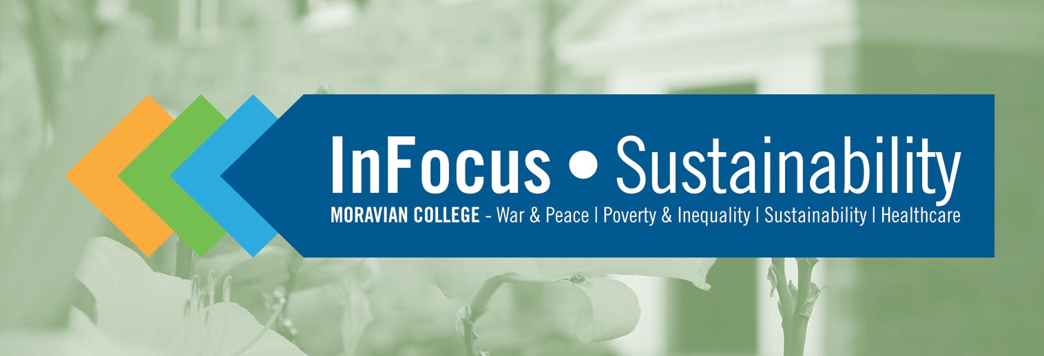 InFocus Hero Image, Sustainability