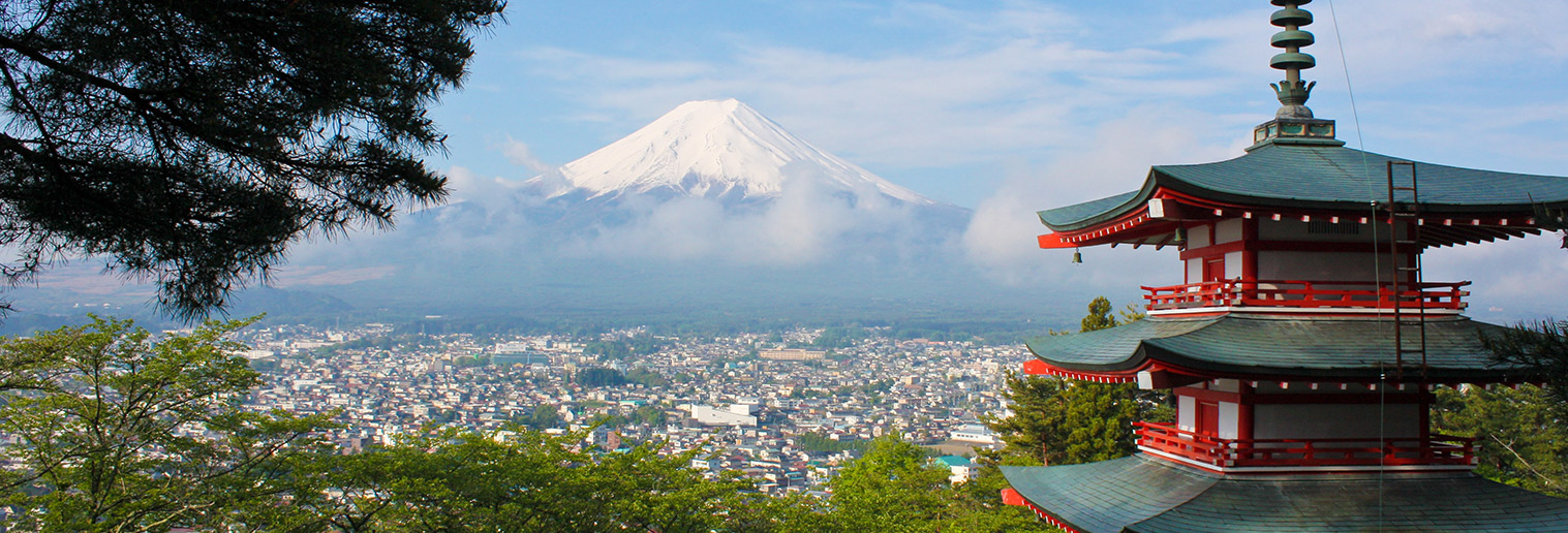Japan study abroad trip