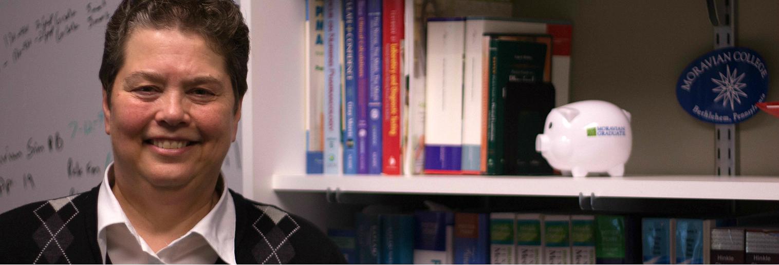 Moravian College Spotlight 20/20: Deborah Halliday '10/'13