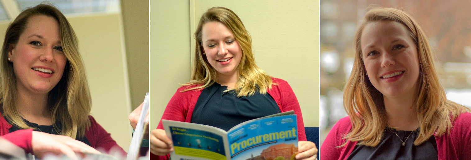 MC spotlight 20/20 Amy Klotz Accounting Manager, AP & Purchasing