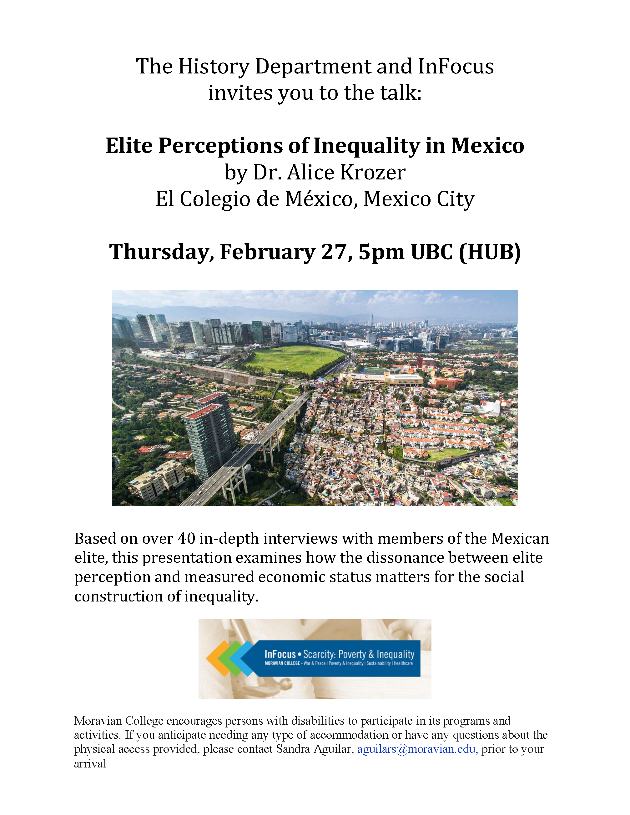 Elite Perceptions of Inequality in Mexico