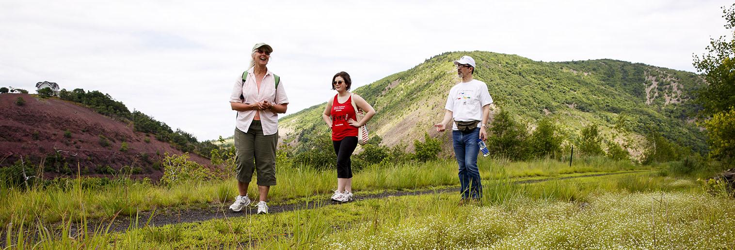 Lehigh Gap Nature Center Moravian College Community Partner