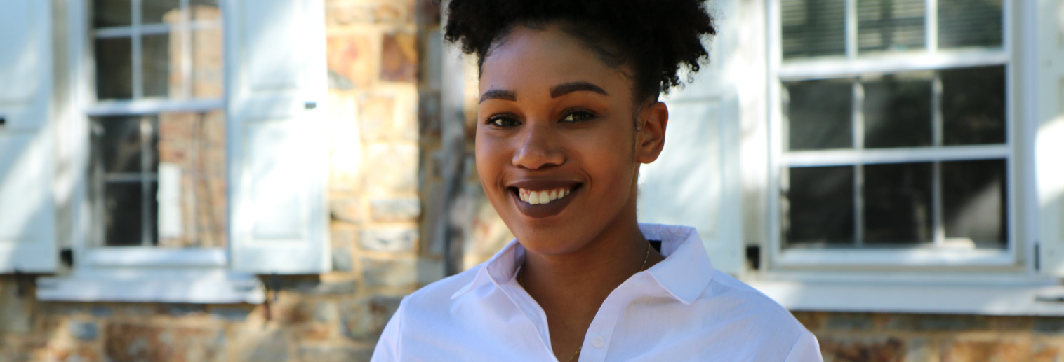 Moravian College Spotlight 20/20: Rachelle Antoine '18