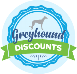 Greyhound Discounts logo