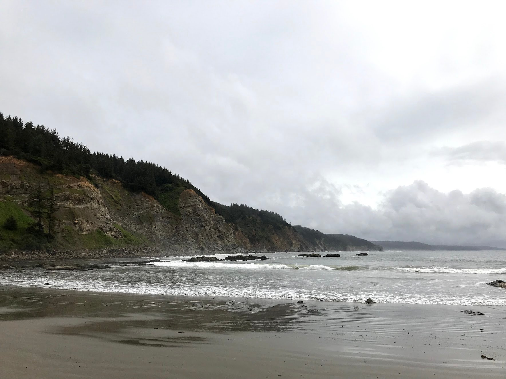 Beach at Cape Arago