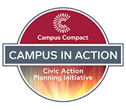 Campus in Action logo