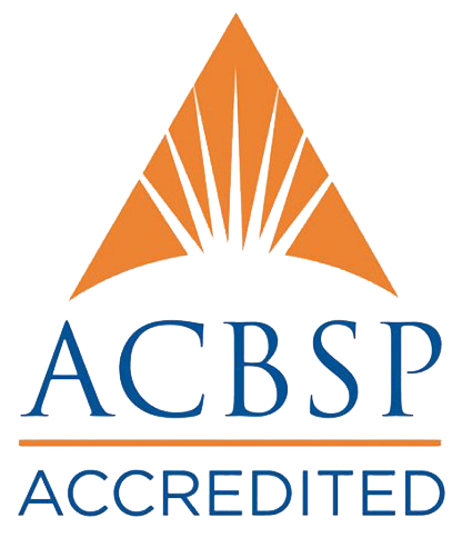 ACBSP Accredited MBA Logo