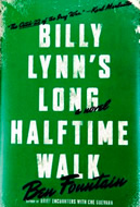Long Halftime Walk book cover