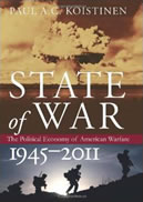 State of War book cover