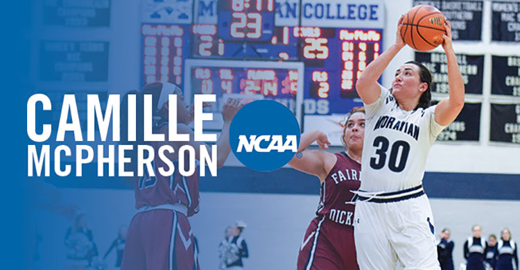 McPherson Ranks High in NCAA DIII Scoring Statistics
