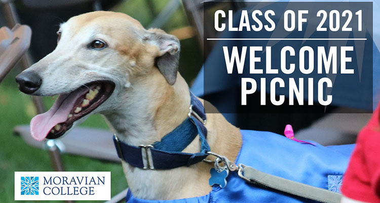 WELCOME, CLASS OF 2021!