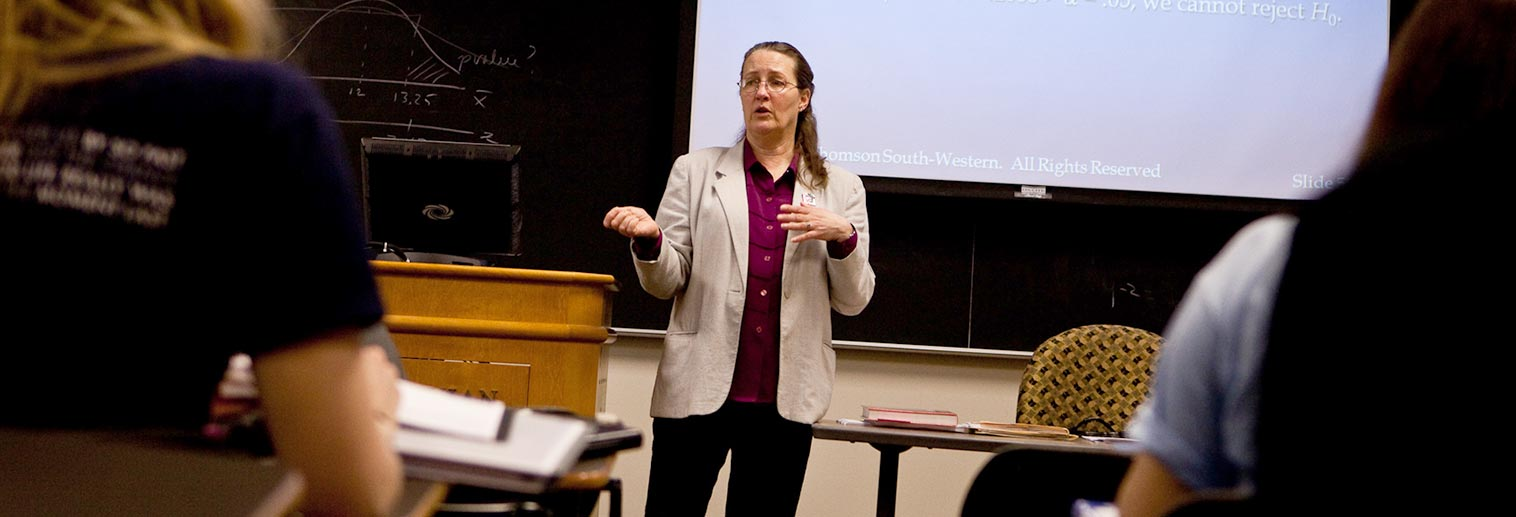 Economics Professor