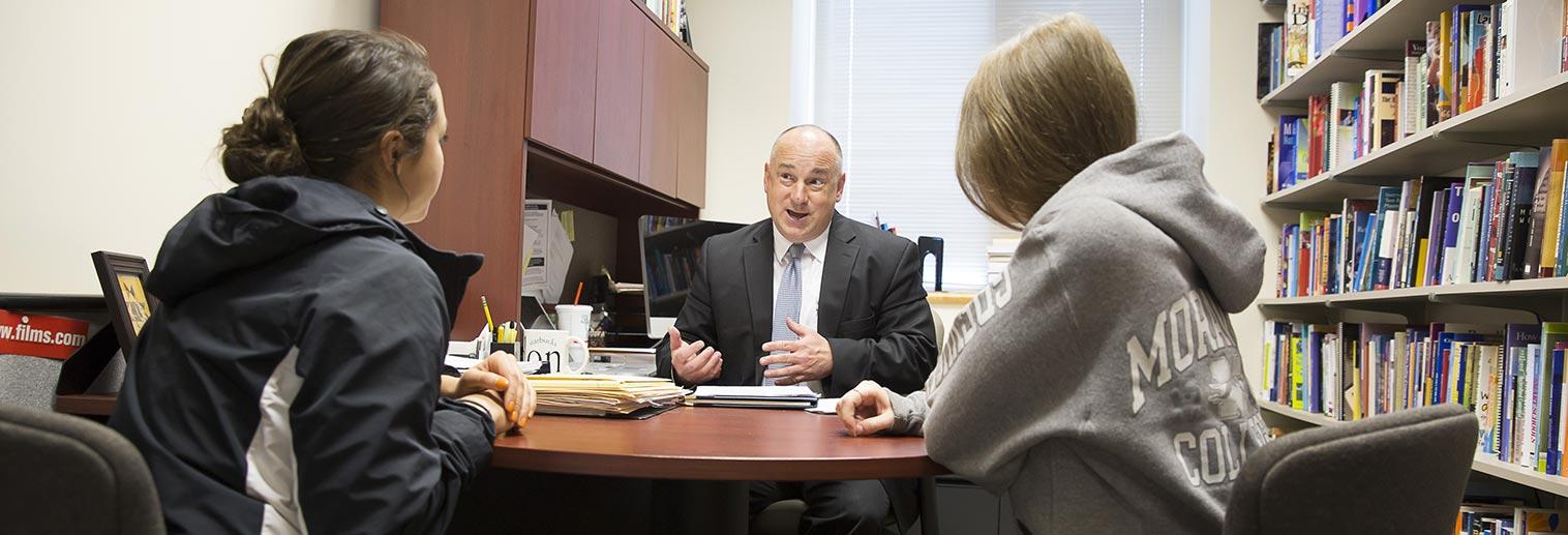 Dr. Joe Shosh in office
