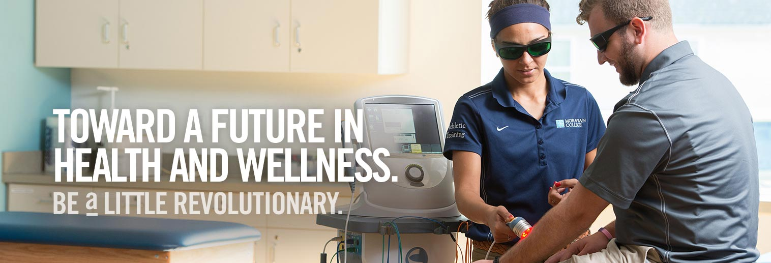 Towards a Future in Health and Wellness.