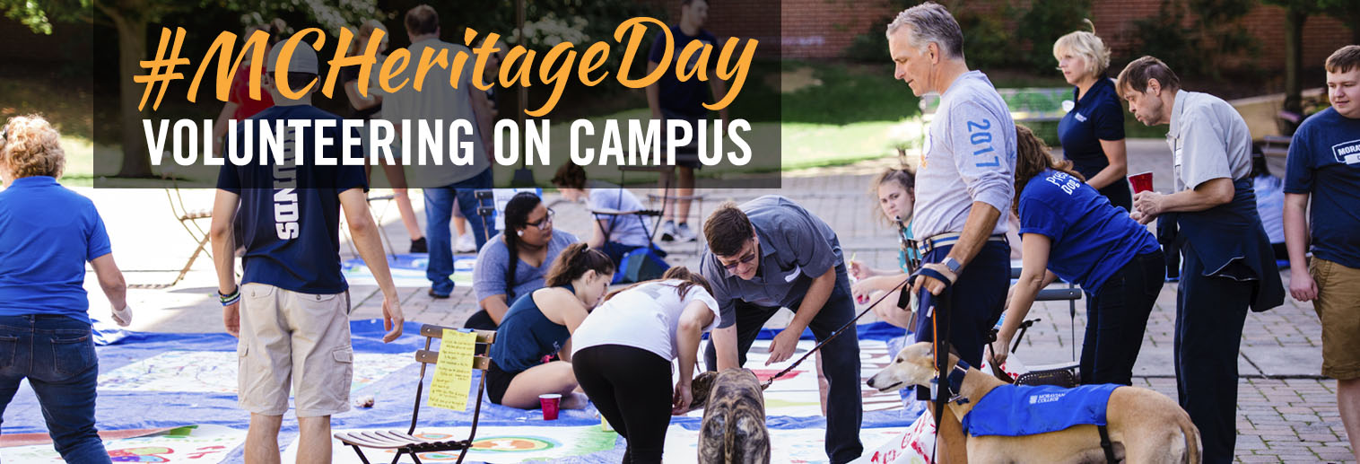 Heritage Day Volunteering On Campus