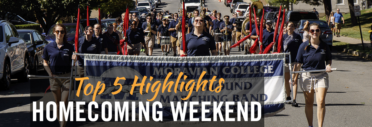 Listicle of Homecoming Week Highlights