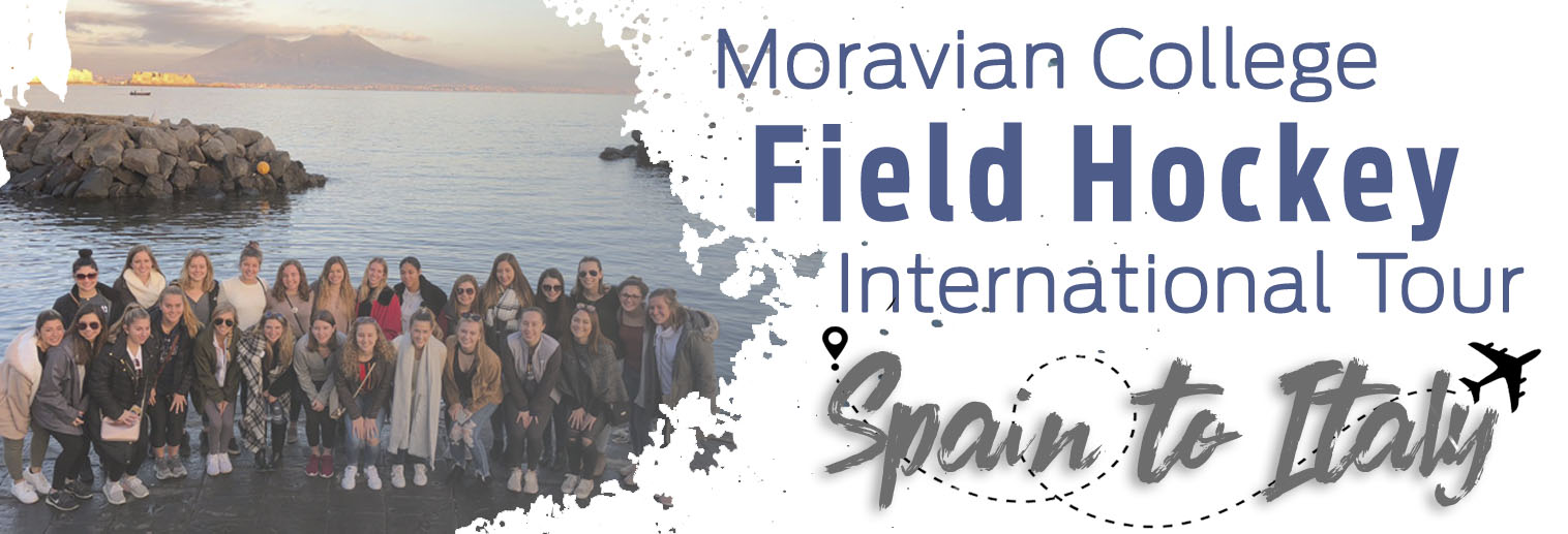 Moravian Field Hockey on Day 4 & 5 in Naples, Italy