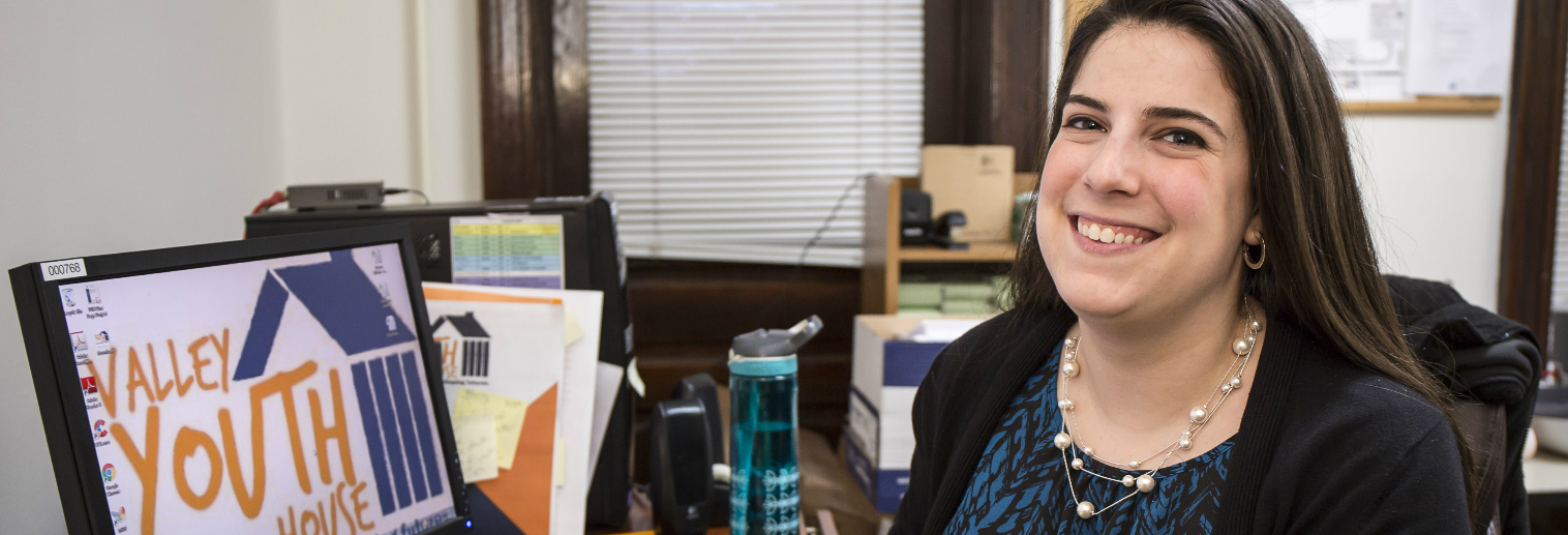 Moravian University Internship Spotlight: Meghan Cote '16 at Valley Youth House